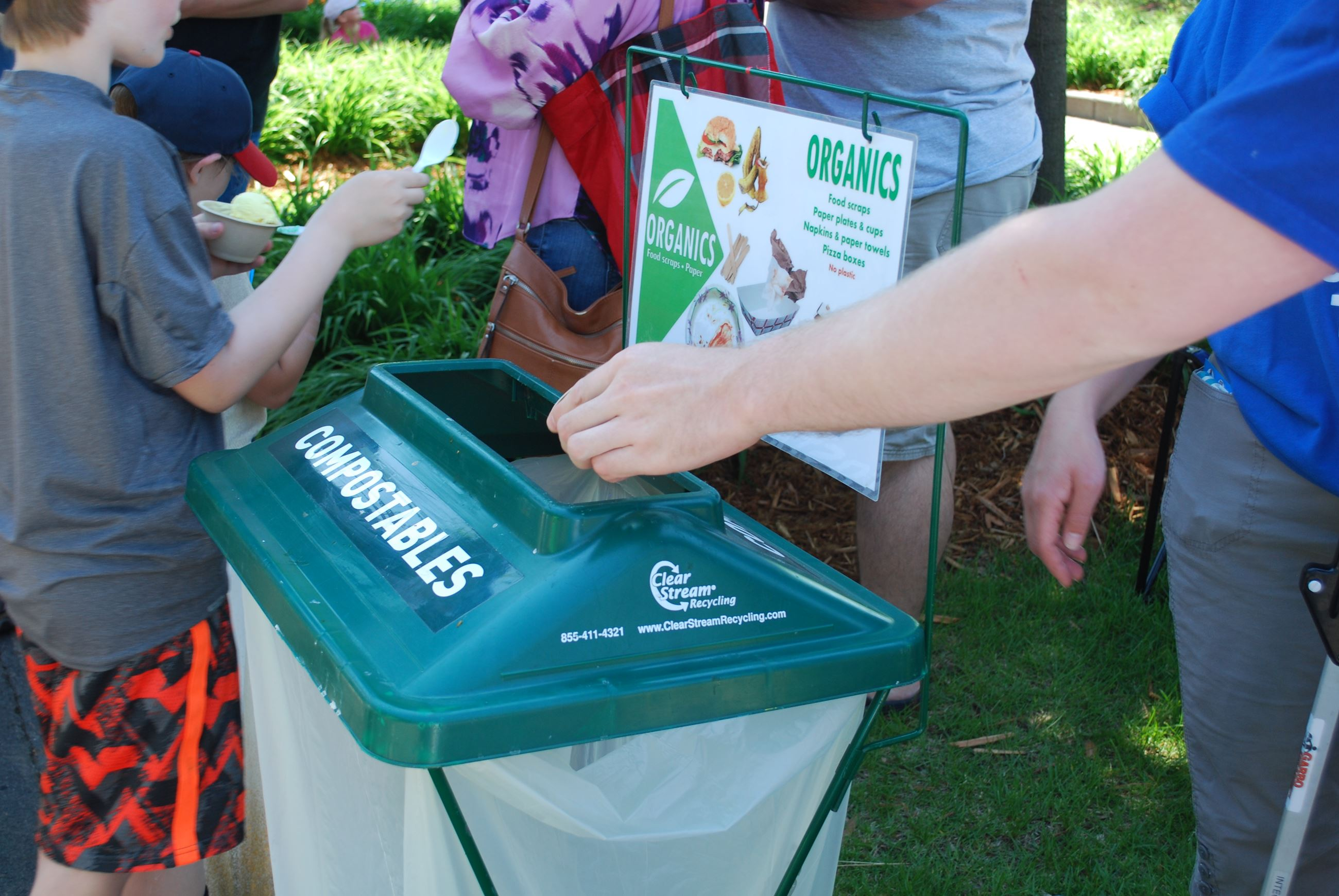 Event Organics Recycling