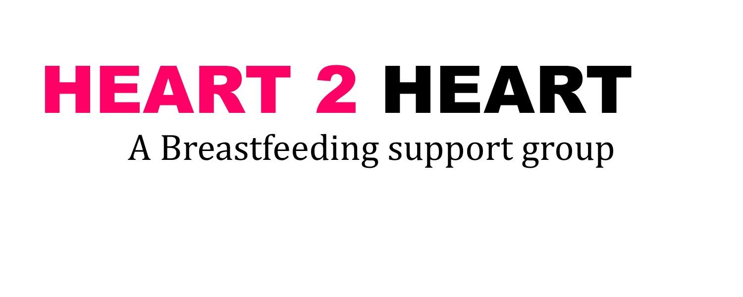 Heart 2 Heart, A Breastfeeding Support Group
