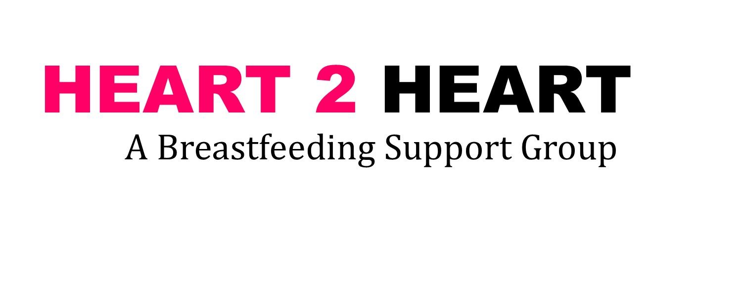Heart 2 Heart A Breastfeeding Support Group