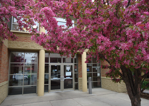 Anoka County Library - Northtown Location, May 2018