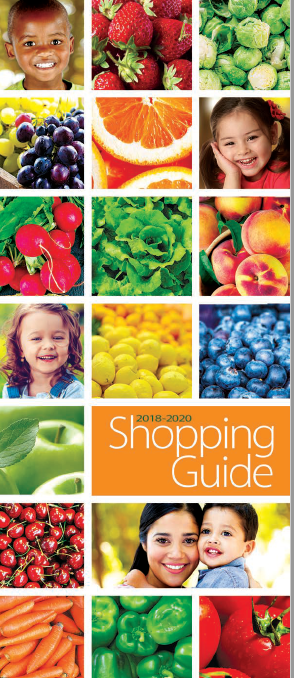 WIC Shopping Guide 2019 English