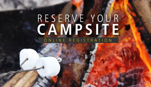 Reserve your campsite