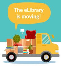 eLibrary is moving!